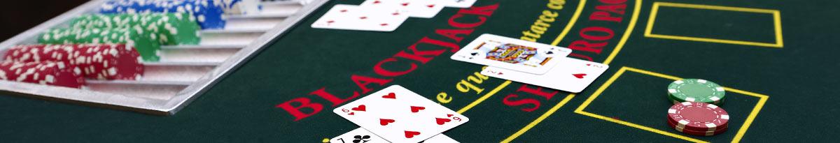 Grundläggande blackjack-strategi